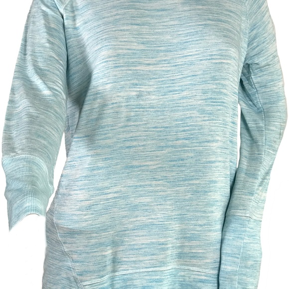 0f606997 Champion Tops | Ladies Lightweight Highlow Hemline Crew | Poshmark